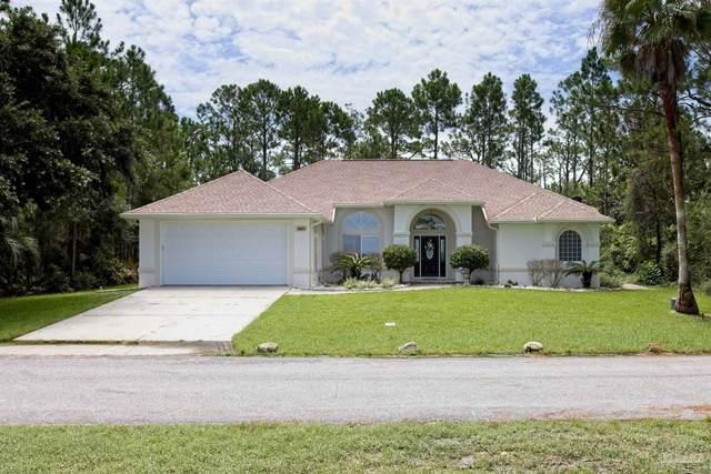 5437 N Shore Rd, Pensacola, FL 32507 (MLS #593486) :: Crye-Leike Gulf Coast Real Estate & Vacation Rentals