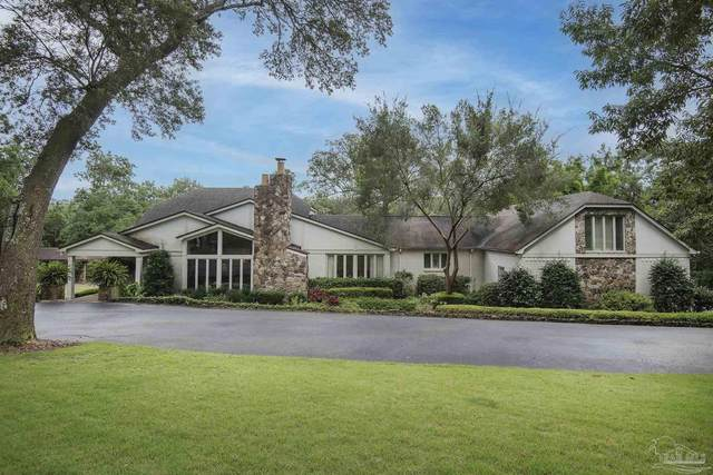 1156 Ellyson Dr, Pensacola, FL 32503 (MLS #593496) :: Connell & Company Realty, Inc.