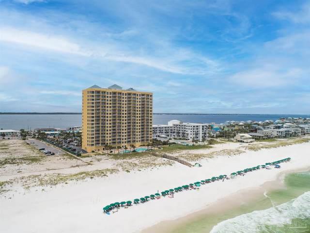22 Via Deluna Dr #301, Pensacola Beach, FL 32561 (MLS #593515) :: Levin Rinke Realty