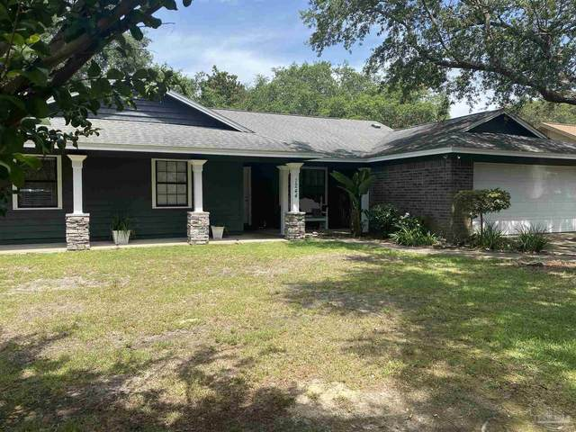 1244 Cathleen Dr, Gulf Breeze, FL 32563 (MLS #593535) :: Connell & Company Realty, Inc.