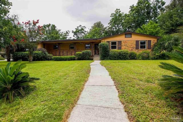 1881 Peyton Dr, Pensacola, FL 32503 (MLS #593552) :: Crye-Leike Gulf Coast Real Estate & Vacation Rentals