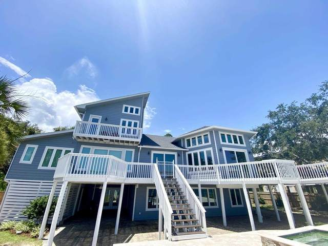 3735 Mackey Cove Rd, Pensacola, FL 32514 (MLS #593572) :: Levin Rinke Realty