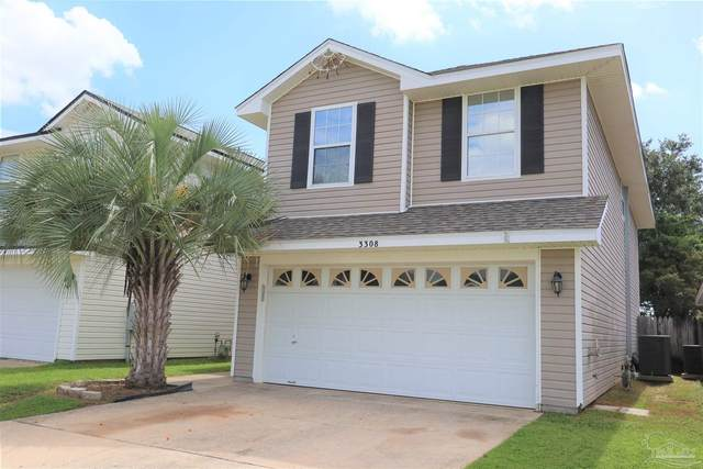 3308 Two Sisters Way, Pensacola, FL 32505 (MLS #593580) :: Connell & Company Realty, Inc.