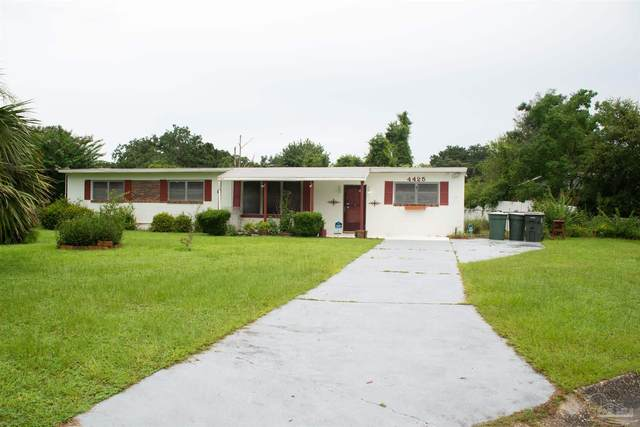4425 Chantilly Way, Pensacola, FL 32505 (MLS #593591) :: Connell & Company Realty, Inc.
