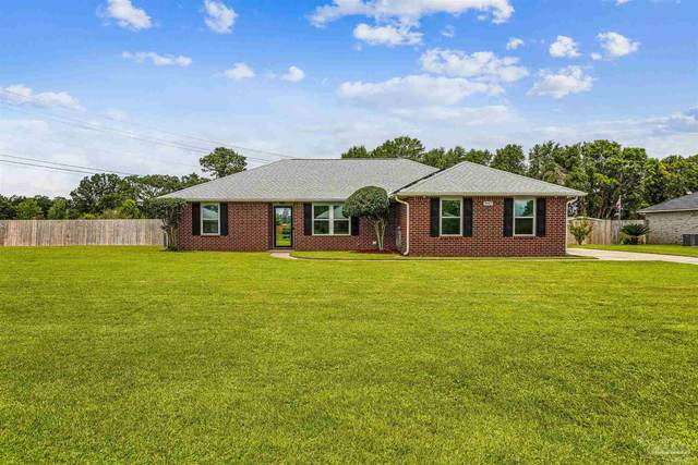3997 Erika Ct, Pensacola, FL 32526 (MLS #593596) :: Connell & Company Realty, Inc.