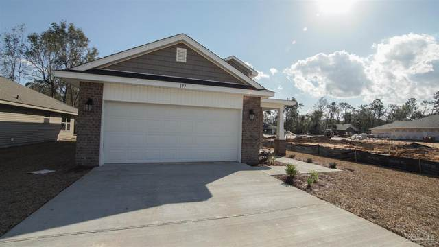 190 Polo Terrace, Pensacola, FL 32534 (MLS #593599) :: Coldwell Banker Coastal Realty