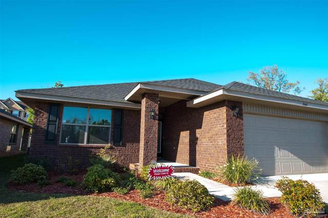 186 Polo Terrace, Pensacola, FL 32534 (MLS #593601) :: Coldwell Banker Coastal Realty