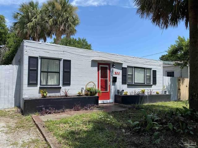 500 N 17th Ave, Pensacola, FL 32501 (MLS #593664) :: Levin Rinke Realty