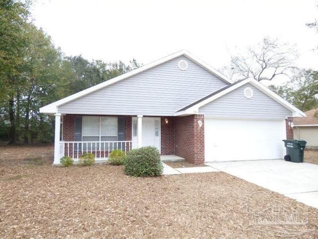 6914 Hanover Ct, Milton, FL 32570 (MLS #593676) :: Coldwell Banker Coastal Realty