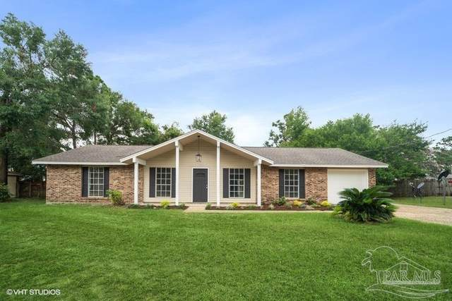 4811 Livingston Dr, Pensacola, FL 32504 (MLS #593684) :: Connell & Company Realty, Inc.