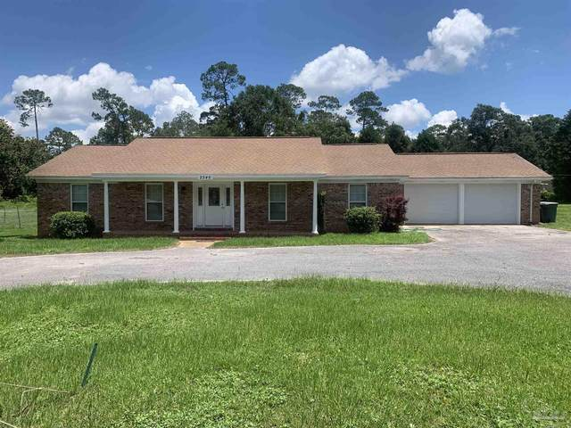 2546 Corral Dr, Cantonment, FL 32533 (MLS #593726) :: Levin Rinke Realty