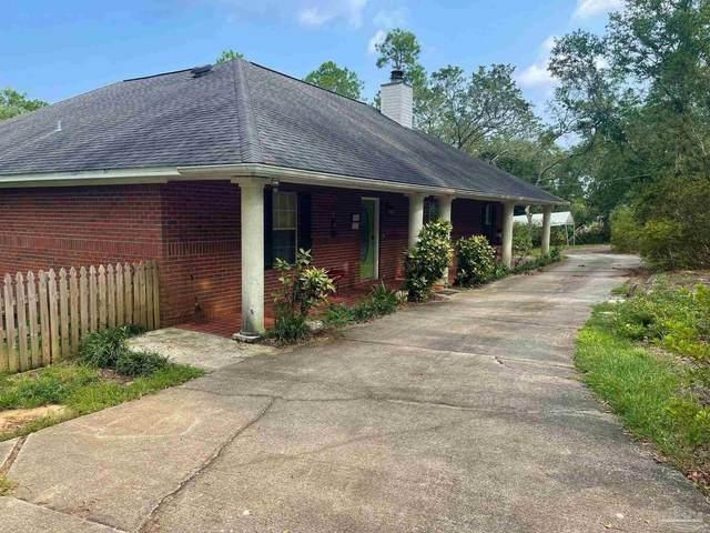 7406 Hidden Valley Rd, Pensacola, FL 32526 (MLS #593749) :: Coldwell Banker Coastal Realty