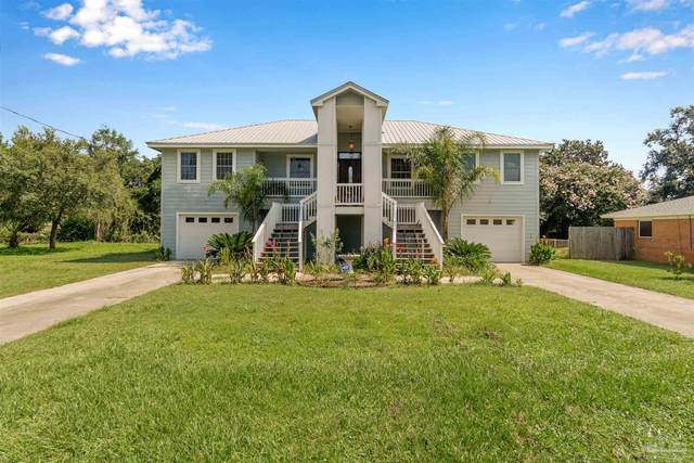 3263 West Ave, Gulf Breeze, FL 32563 (MLS #593779) :: Connell & Company Realty, Inc.