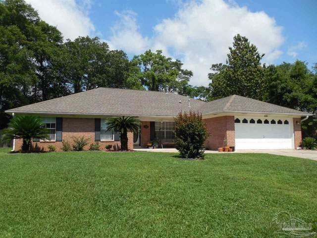 6039 Songbird Dr, Pensacola, FL 32503 (MLS #593793) :: Vacasa Real Estate
