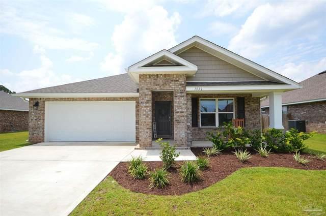7991 Majestic Cypress Dr, Milton, FL 32583 (MLS #593847) :: Coldwell Banker Coastal Realty