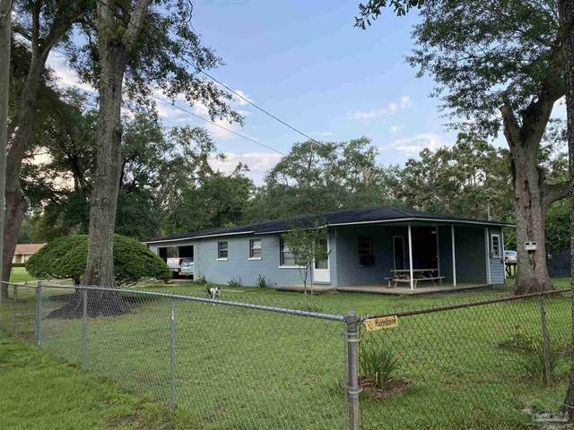 108 Griggs St, Cantonment, FL 32533 (MLS #593848) :: Connell & Company Realty, Inc.