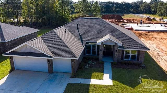 6277 Charred Oak Ln, Pensacola, FL 32526 (MLS #593867) :: Coldwell Banker Coastal Realty
