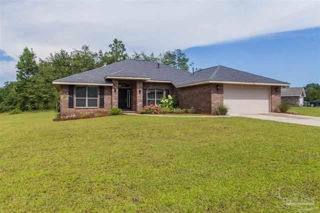 6213 Charred Oak Ln, Pensacola, FL 32526 (MLS #593868) :: Levin Rinke Realty