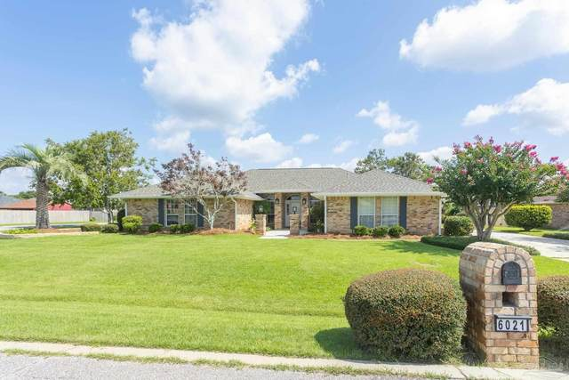 6021 Firefly Dr, Pensacola, FL 32507 (MLS #593870) :: Crye-Leike Gulf Coast Real Estate & Vacation Rentals