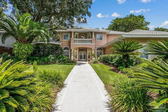 3108 Brittany Trace, Pensacola, FL 32504 (MLS #593877) :: Levin Rinke Realty