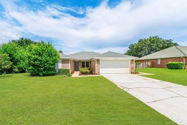 1768 Village Pkwy, Gulf Breeze, FL 32563 (MLS #593889) :: Levin Rinke Realty