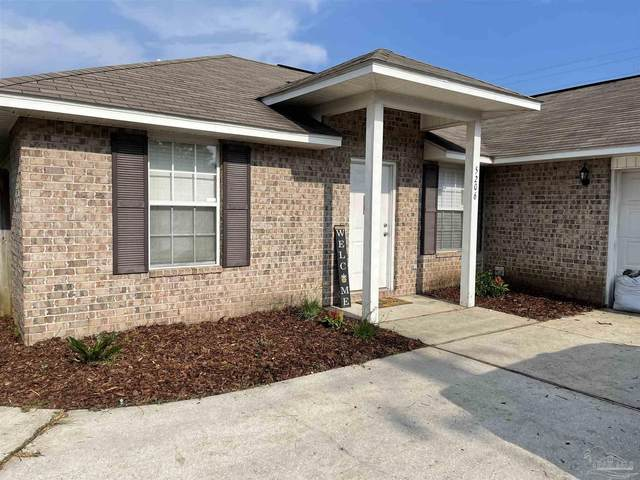 5206 E Spencer Field Rd, Pace, FL 32571 (MLS #593890) :: Connell & Company Realty, Inc.