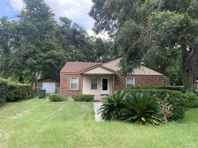 116 Beech St, Pensacola, FL 32506 (MLS #593908) :: Crye-Leike Gulf Coast Real Estate & Vacation Rentals