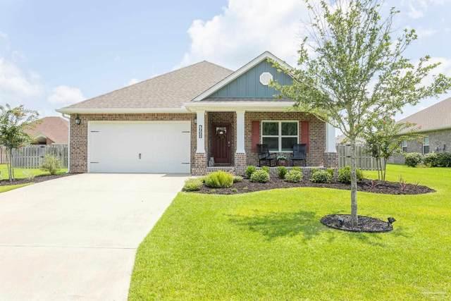 7968 Huntington Creek Ln, Pensacola, FL 32526 (MLS #593912) :: Coldwell Banker Coastal Realty