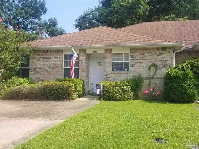 6889 Kapok Dr, Milton, FL 32583 (MLS #593914) :: Coldwell Banker Coastal Realty