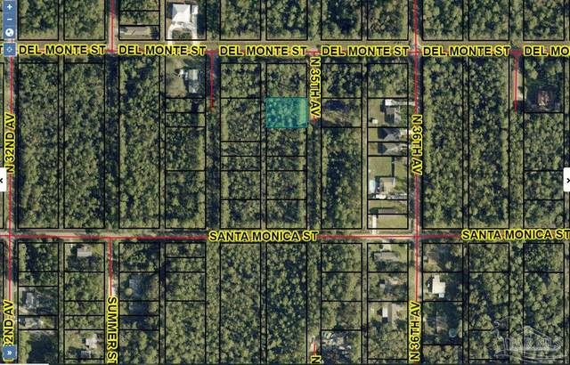 5300 Blk 35th Ave Lots 4 & 5, Milton, FL 32583 (MLS #593920) :: Coldwell Banker Coastal Realty