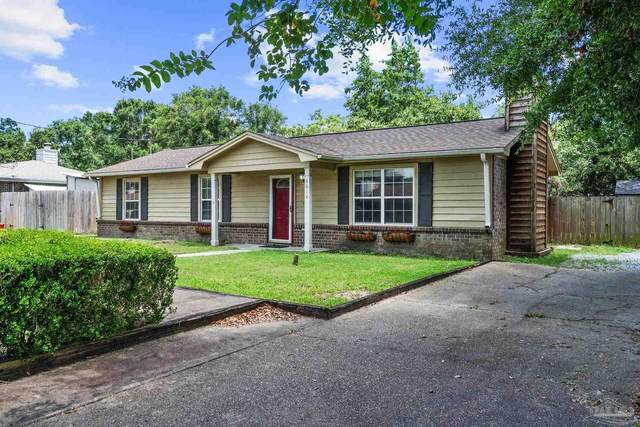 6614 Chicago Ave, Pensacola, FL 32526 (MLS #593937) :: Coldwell Banker Coastal Realty