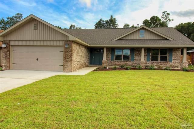 5623 Burr St, Milton, FL 32570 (MLS #593942) :: Coldwell Banker Coastal Realty