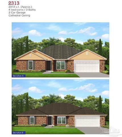 5770 Burr St, Milton, FL 32570 (MLS #593944) :: Coldwell Banker Coastal Realty