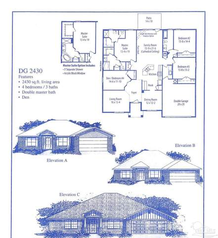 5627 Burr St, Milton, FL 32570 (MLS #593955) :: Coldwell Banker Coastal Realty