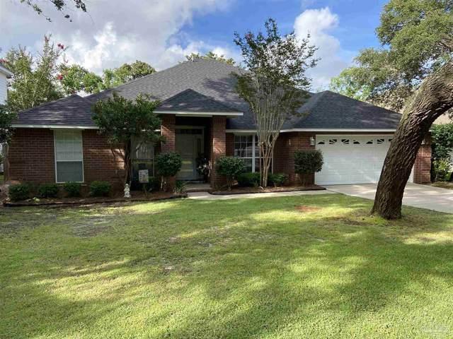 9548 Lorikeet Ln, Pensacola, FL 32507 (MLS #593957) :: Crye-Leike Gulf Coast Real Estate & Vacation Rentals