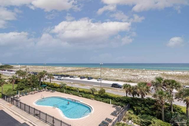 800 Ft Pickens Rd #304, Pensacola Beach, FL 32561 (MLS #593960) :: Levin Rinke Realty