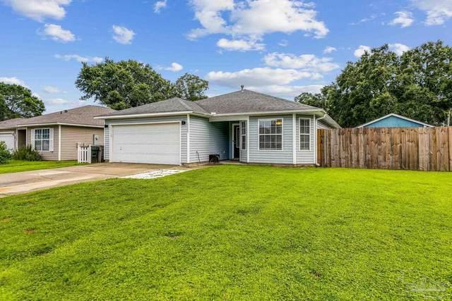 1159 Simpson St, Pensacola, FL 32526 (MLS #593966) :: Coldwell Banker Coastal Realty