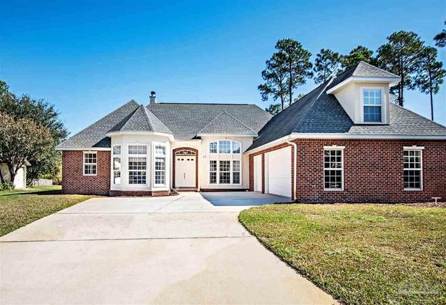 17 Arapaho Dr, Pensacola, FL 32507 (MLS #593968) :: Connell & Company Realty, Inc.