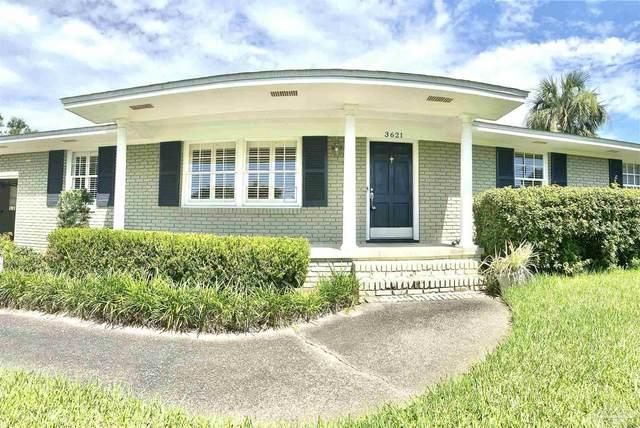 3621 Maule Rd, Pensacola, FL 32503 (MLS #593972) :: Crye-Leike Gulf Coast Real Estate & Vacation Rentals