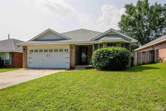 7904 Cayenne Way, Pensacola, FL 32526 (MLS #593982) :: Coldwell Banker Coastal Realty