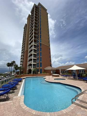 721 Pensacola Beach Blvd #1201, Pensacola Beach, FL 32561 (MLS #593989) :: Levin Rinke Realty