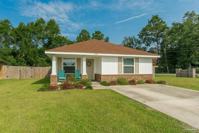 5188 Carmell Ridge Cir, Milton, FL 32570 (MLS #593995) :: Coldwell Banker Coastal Realty