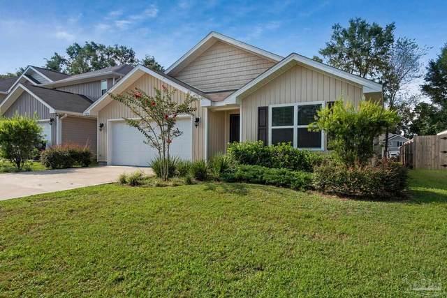 1858 Mary Jo Way, Pensacola, FL 32534 (MLS #594011) :: Levin Rinke Realty