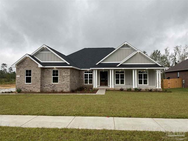 308 Charlton St, Cantonment, FL 32533 (MLS #594014) :: Connell & Company Realty, Inc.
