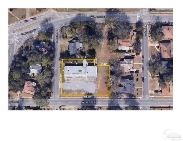 260 W Jordan St, Pensacola, FL 32501 (MLS #594027) :: Levin Rinke Realty