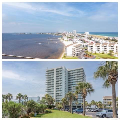 1200 Ft Pickens Rd 12 E, Pensacola Beach, FL 32561 (MLS #594065) :: Levin Rinke Realty