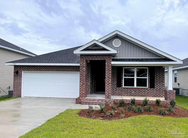 5816 Guinevere Ln, Milton, FL 32583 (MLS #594070) :: Connell & Company Realty, Inc.