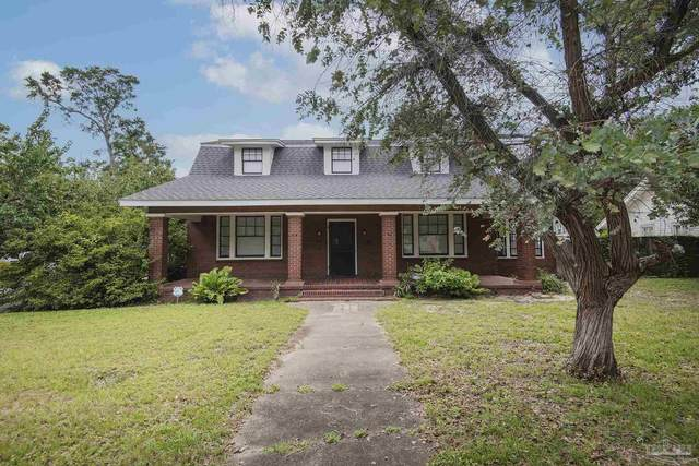 1390 N Spring St, Pensacola, FL 32501 (MLS #594078) :: Connell & Company Realty, Inc.