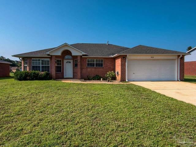 803 Binnacle Pl, Pensacola, FL 32507 (MLS #594097) :: Connell & Company Realty, Inc.