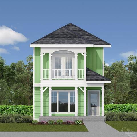1151 W Romana St, Pensacola, FL 32502 (MLS #594103) :: Levin Rinke Realty